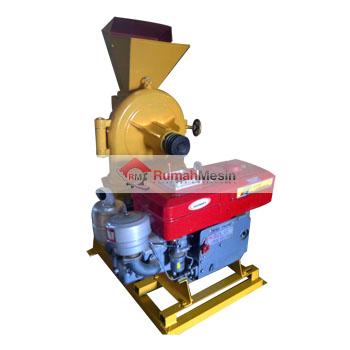 Mesin Penepung / Diskmill Serbaguna Aneka Bahan