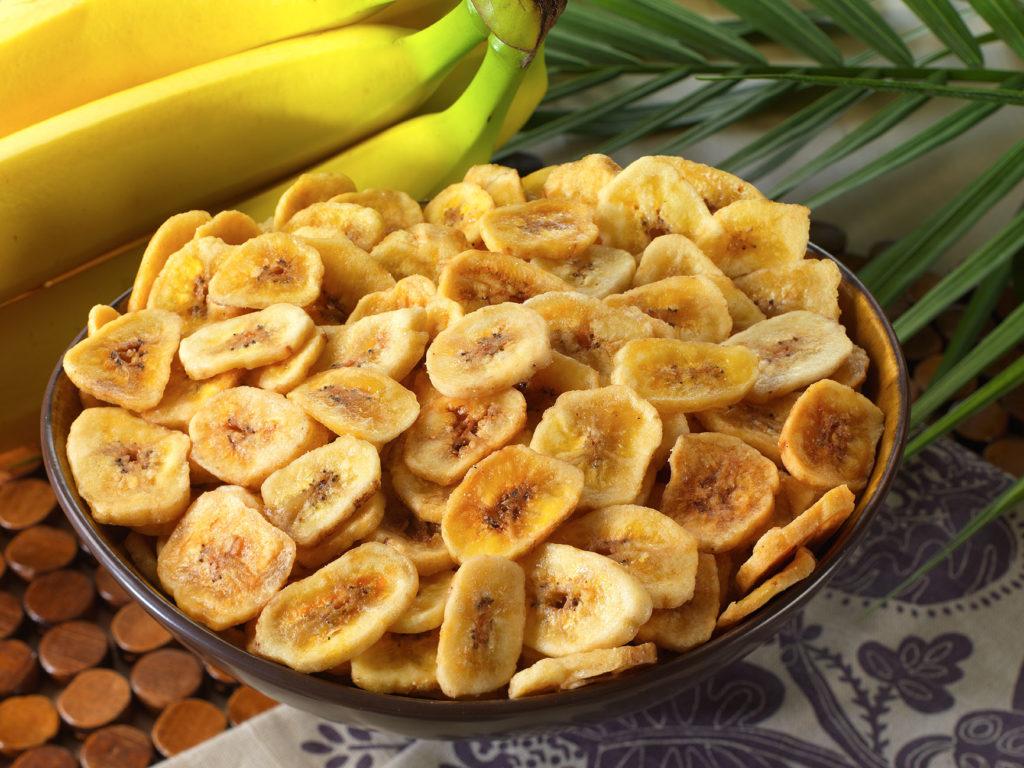 keripik buah pisang