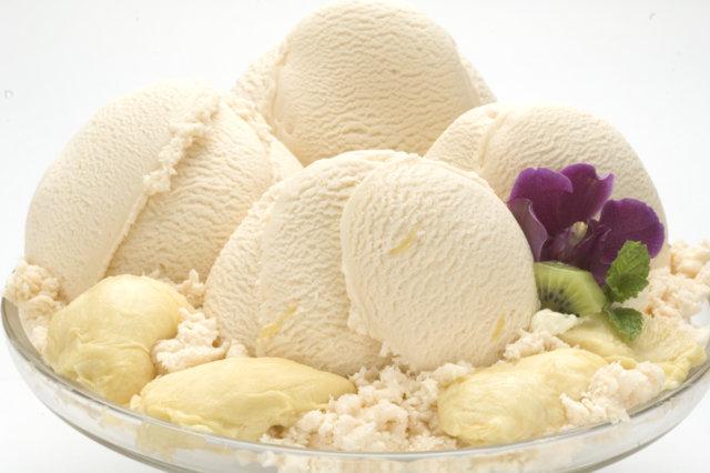 Cara Membuat Es krim Durian