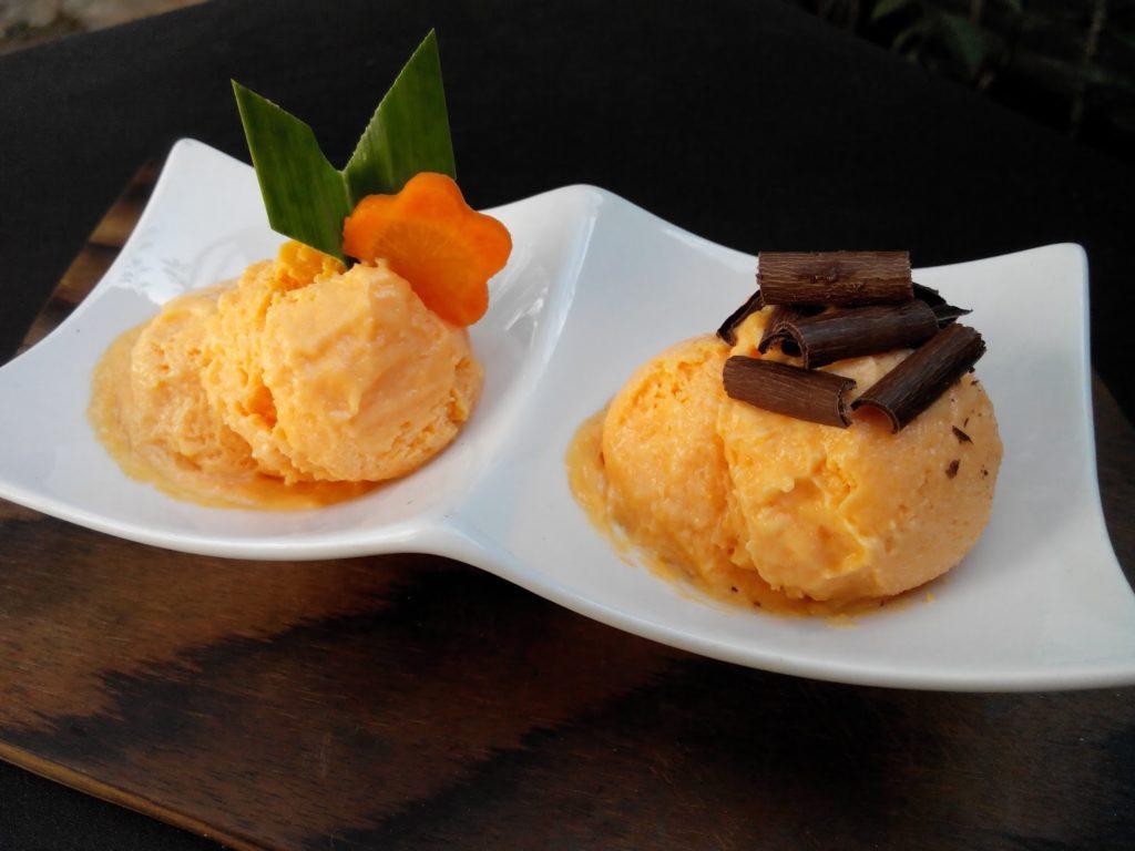 Ice Cream Wortel