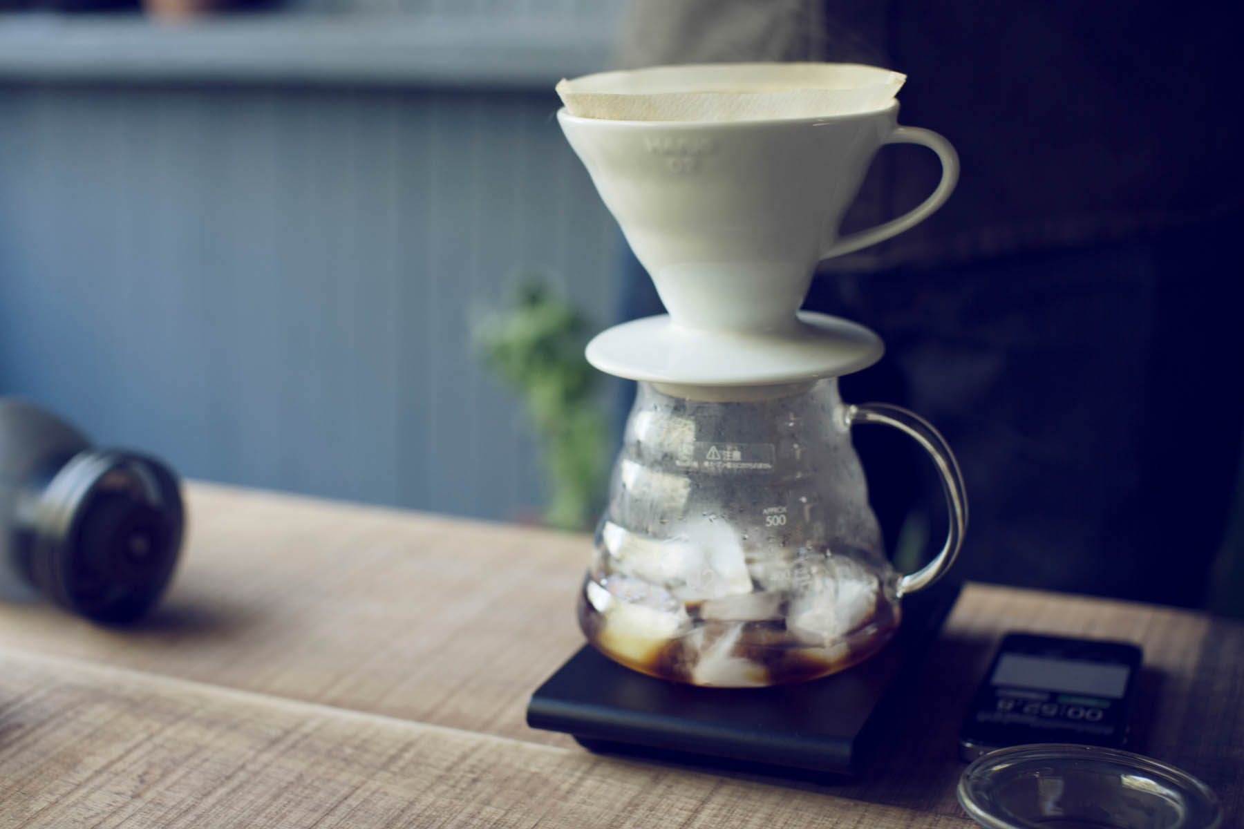 cold water method coffee