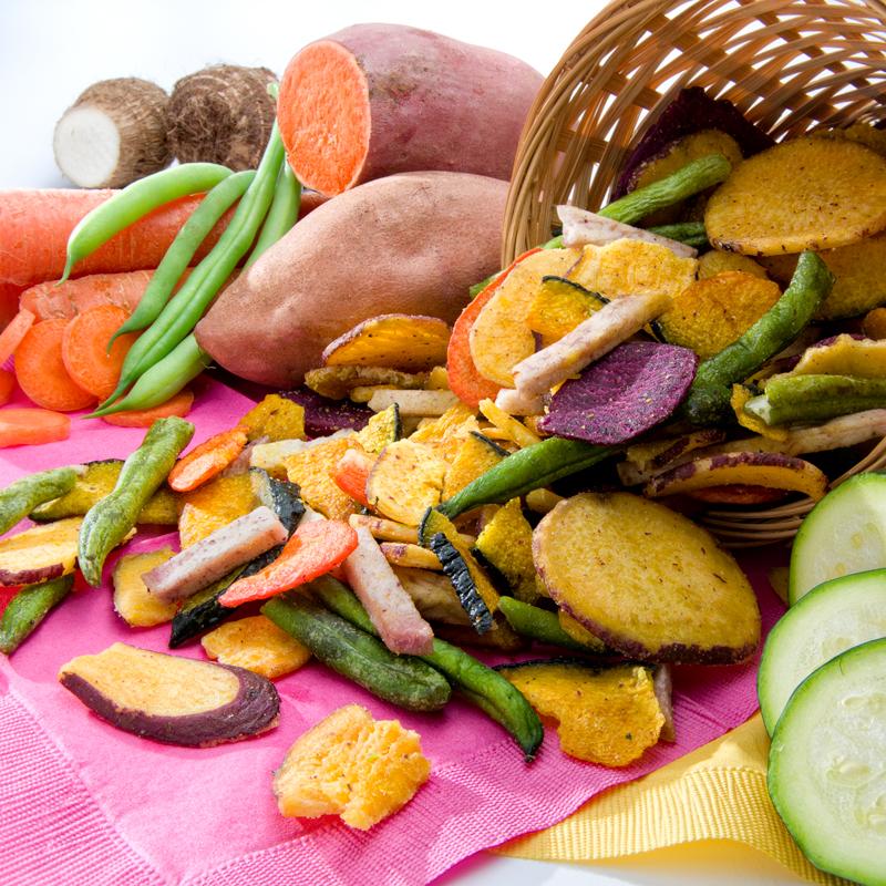 Usaha Rumahan Hasil Jutaan Tiru 10 Aneka Keripik Sayur Ini