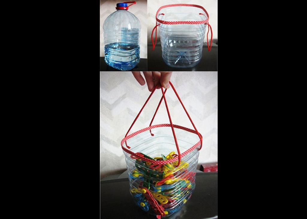 Daur Ulang Botol Plastik
