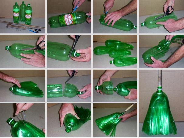 Untuk Pecinta Lingkungan, Ini Dia 20 Produk Daur Ulang Botol Plastik Yang Bisa Anda Lakukan 1