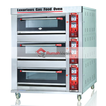 Oven Gas BOV – ARF60H (3D6T)