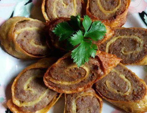 Resep Rolade Daging Giling: Mencicipi Masakan Sederhana dengan Cita Rasa Mendunia