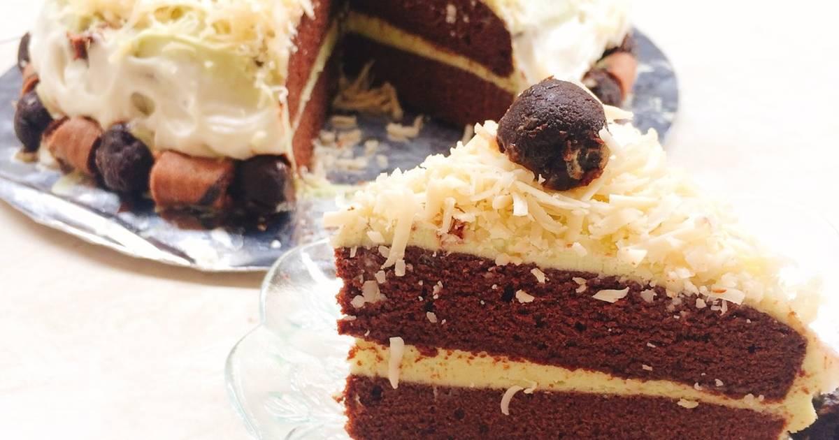 Resep Brownies Kukus Coklat: 3 Cara Membuat Brownies Kukus