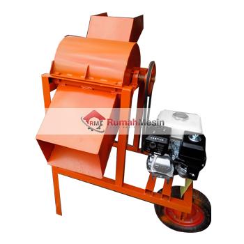 Mesin Pencacah Rumput Kapasitas 100 - 200 Kg / Jam