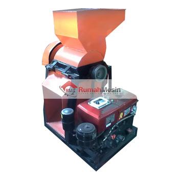 Mesin Pencacah Plastik, Mesin Pengancur Plastik (Botol, Lembaran plastik) 3