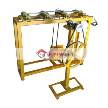 mesin pengolahan sabut kelapa