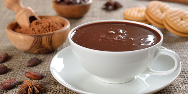 Cara Membuat Minuman Bubuk Cokelat Dari Biji Kakao
