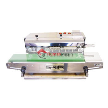 Mesin Continuous Sealer SF – 150 W Stand Model