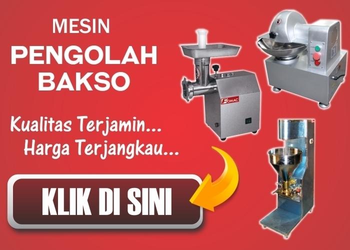 mesin bakso