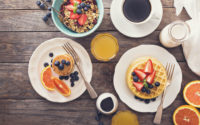 Menu Sarapan Pagi Yang Sehat: 8 Menu Sarapan Lezat Yang Cocok Untuk Menemani Pagi Anda