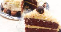 Resep Brownies Kukus Coklat