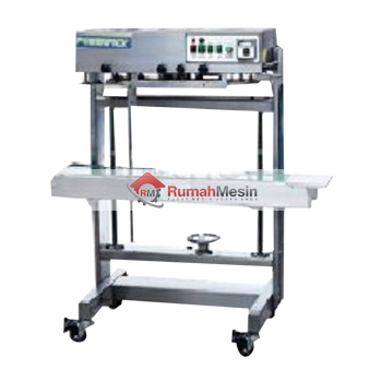 Mesin Continuous Sealer FR-600 A