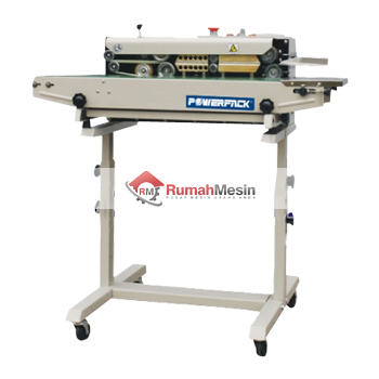 Mesin Continuous Sealer FR – 900 F