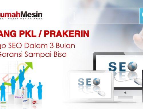 Tempat PKL Di Jogja Bagi Anak SMK TKJ, RPL, Dan Multimedia