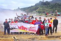 Family Gathering Keluarga Besar Rumah Mesin Goes To Dieng 3