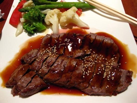 cara membuat steak daging