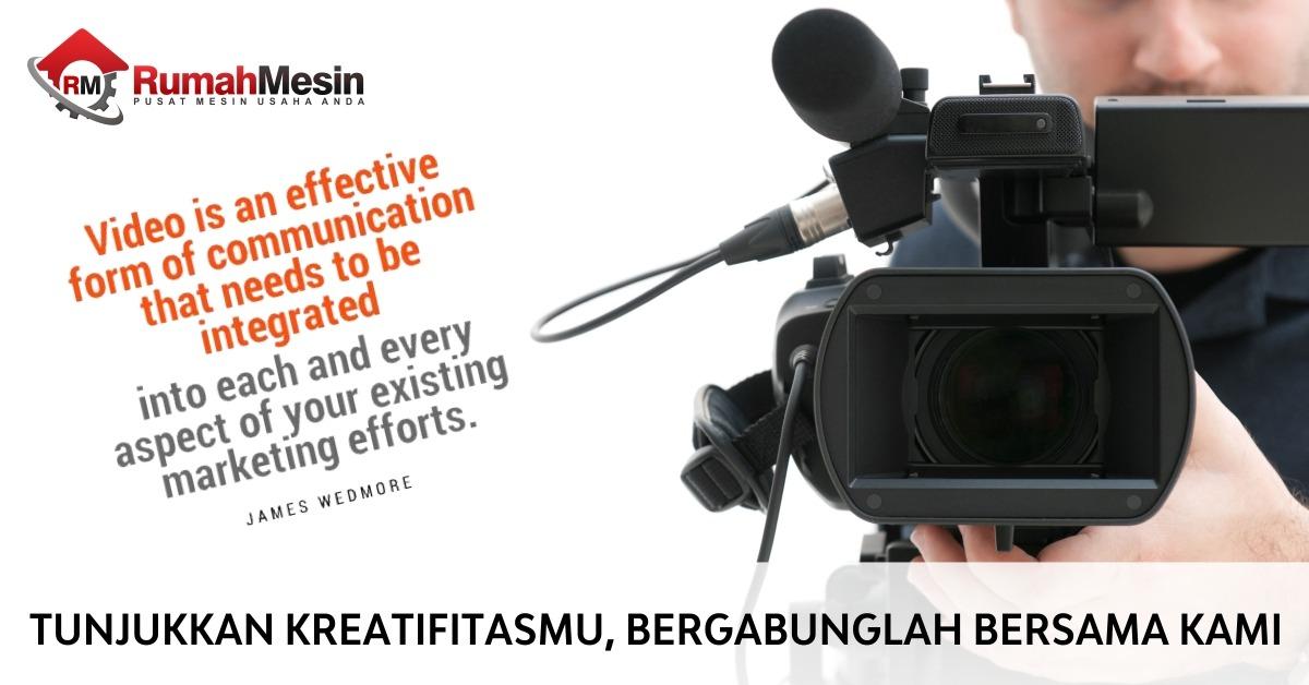 Lowongan Video Maker