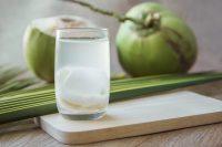 manfaat air kelapa muda