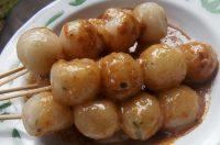 Resep Cilok Bumbu Kacang