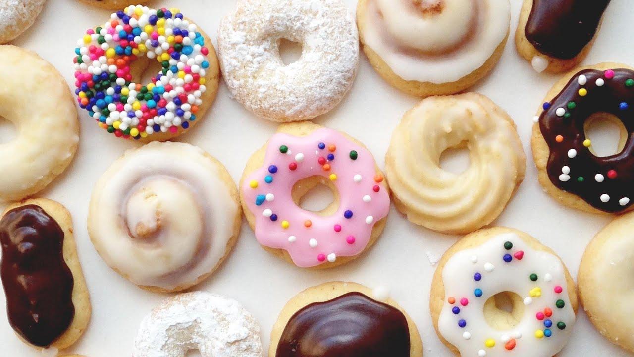 Resep Kue Kering Terbaru KueMini Donut Cookies
