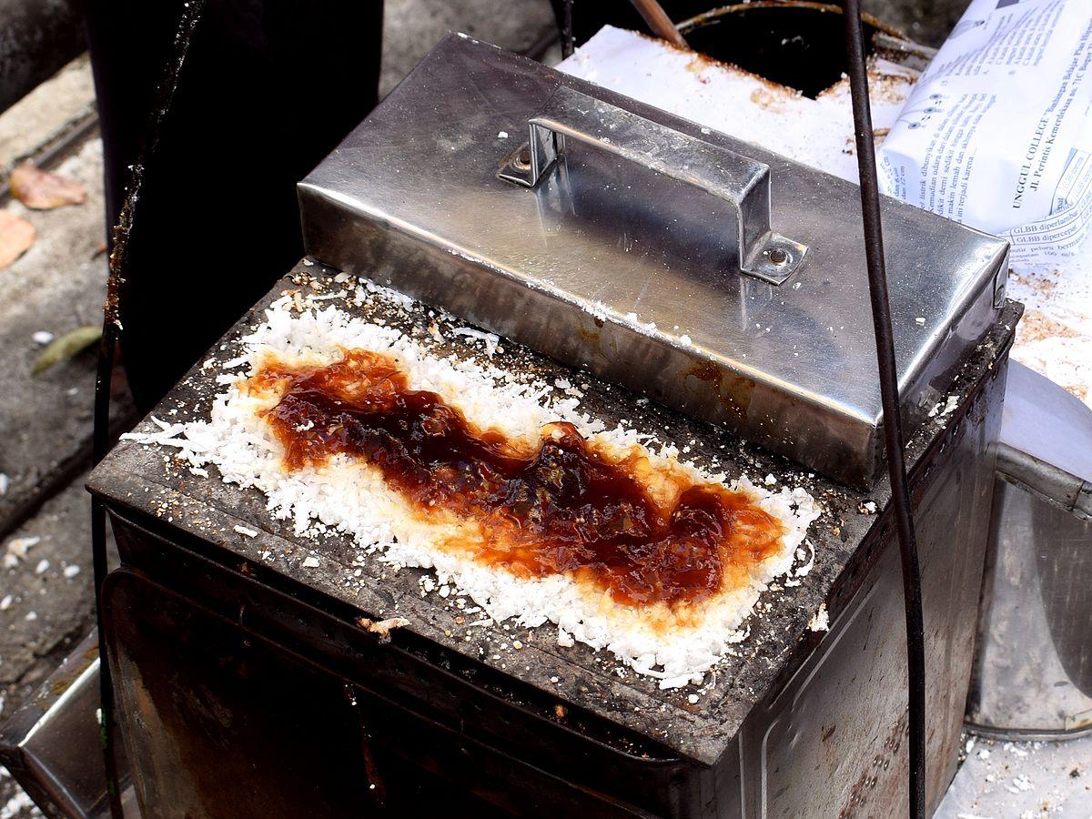 Resep membuat jajan anak kue ragi
