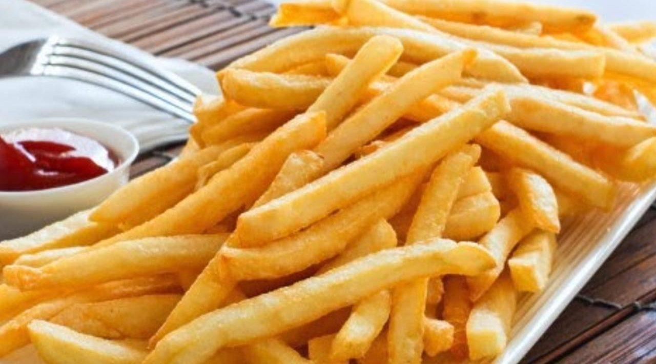 cara membuat kentang goreng ala kfc