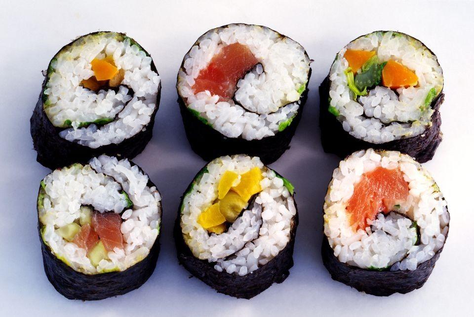 Cara Membuat Sushi Yang Mudah Dibuat Dan Enak