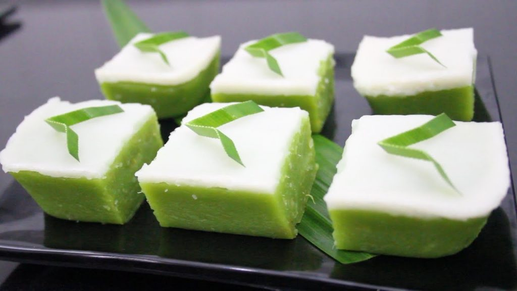 Cara Membuat Kue Talam Yang Bisa Anda Buat Dirumah