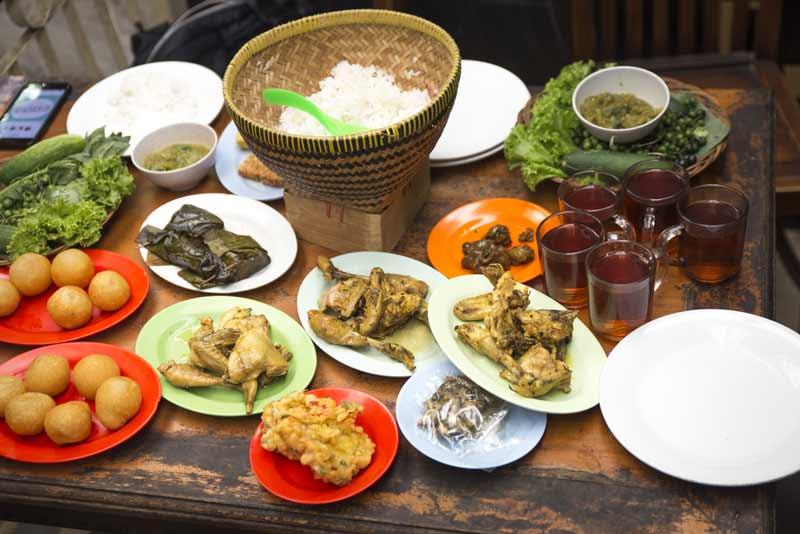 featured image makanan khas sunda