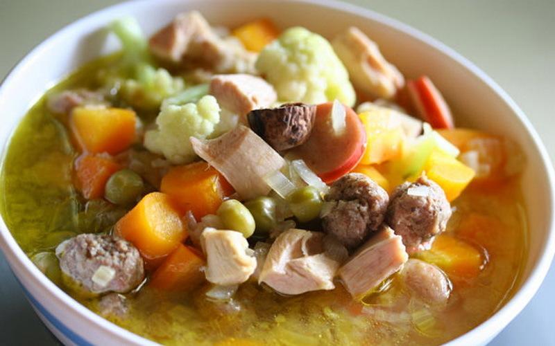 cara memasak sayur sop