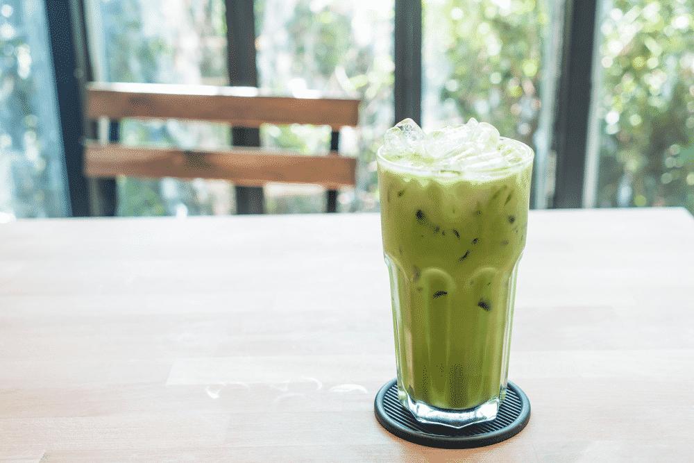 cara membuat green tea