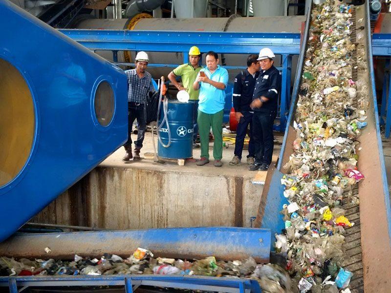 cara penanganan limbah padat