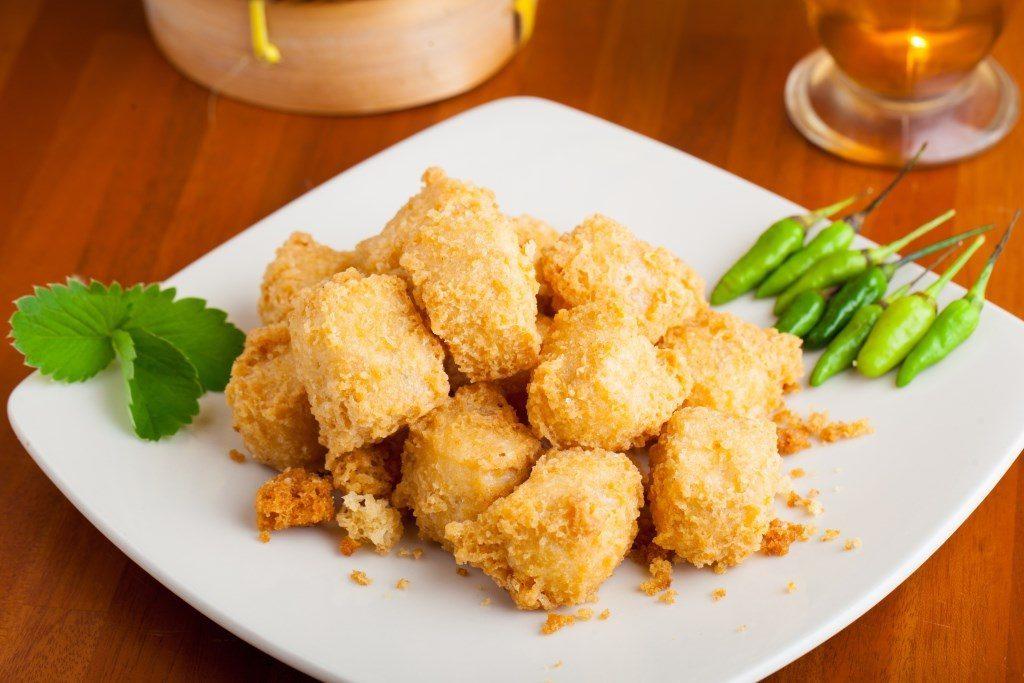 Resep bakso goreng crispy