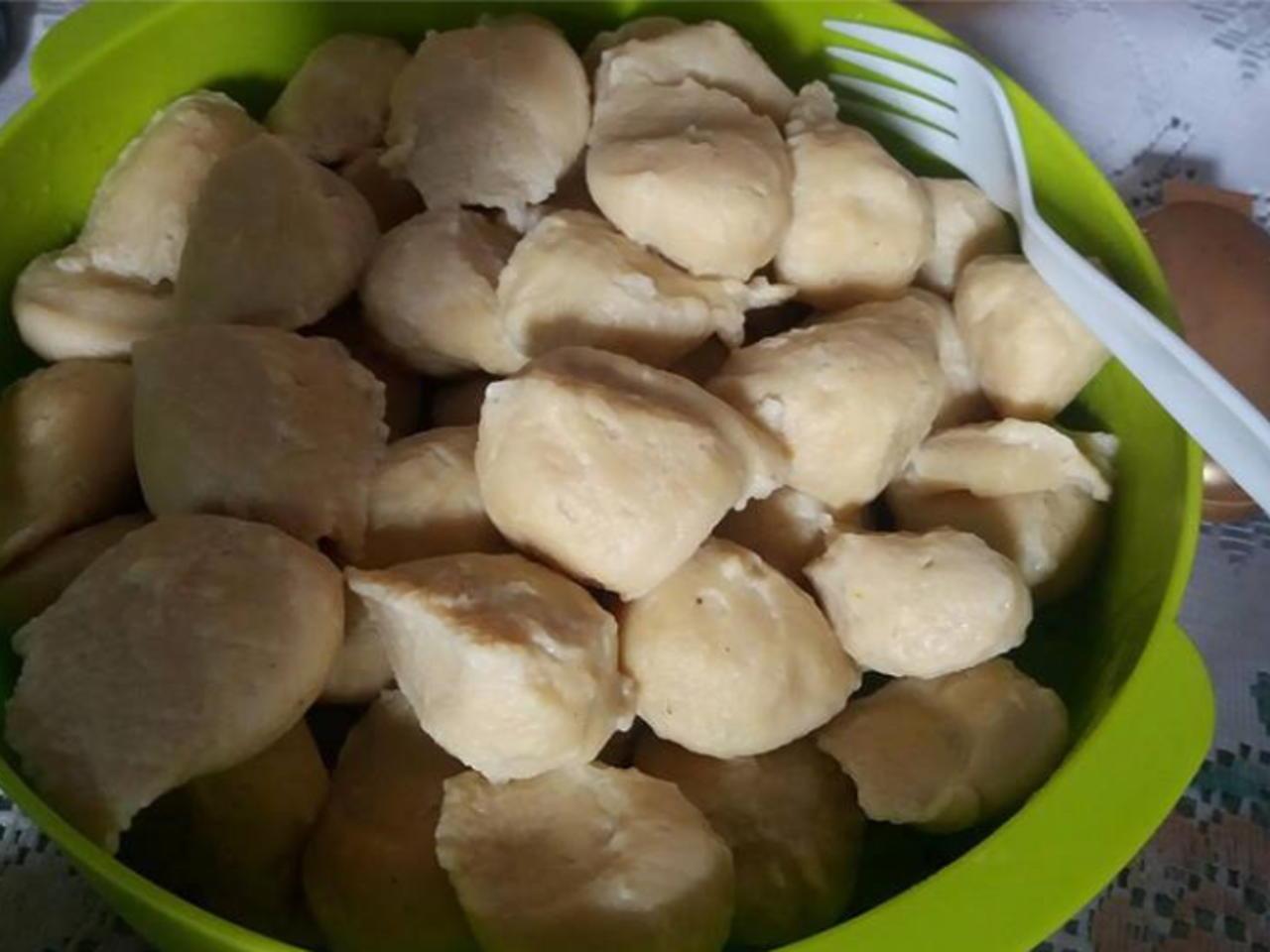 cara membuat bakso tempe