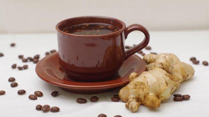 cara membuat kopi jahe