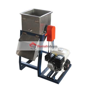 mesin parut kelapa sedang kapasitas 200-300 butir/jam