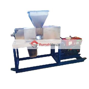 mesin peras santan - mesin pembuat vco