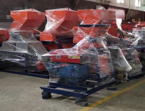 Selain Area DIY, Pengiriman Mesin Sampai ke Riau di Pekan Kedua Maret