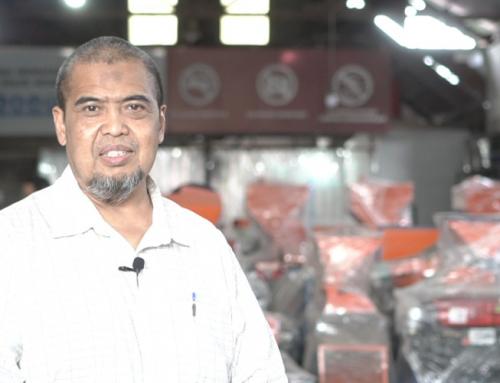 Pelatihan Pembuatan Virgin Coconut Oil Bersama PT GAG Nikel