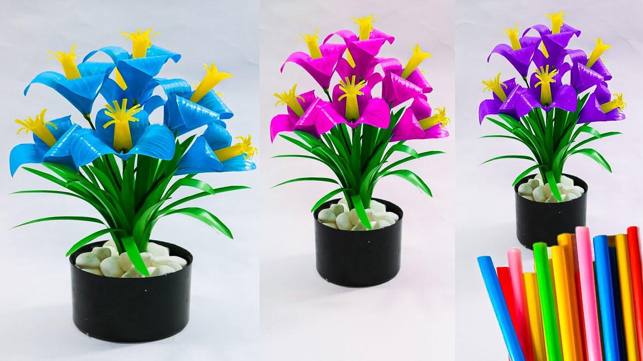 Kerajinan Bunga Dari Plastik Peluang Berwirausaha