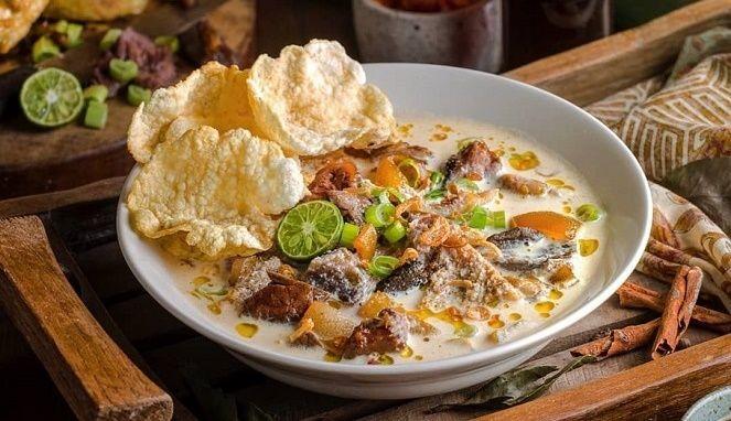 resep soto babat sapi lezat spesial  enak  sederhana Resepi Tahu Goreng Indonesia Enak dan Mudah
