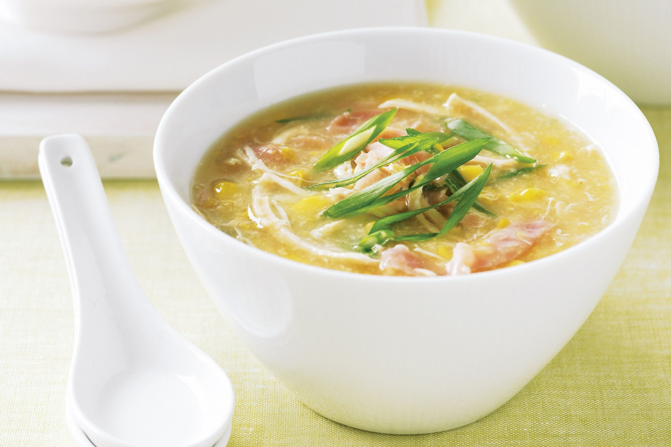 Resep Sup Jagung Telur yang Sangat Enak dan Menggiurkan Lidah